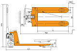 Навантажувач ручної Tory Carrier HPS6-IV, фото 2