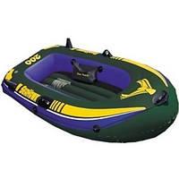 Лодка надувная весельная Intex SeaHawk 200 68346