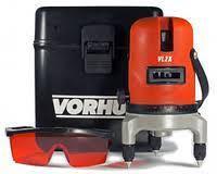 Уровень нивелир лазерный самовыравнивающийся Нівелір лазерний Vorhut VL5X 34-205 нивелир лазерный
