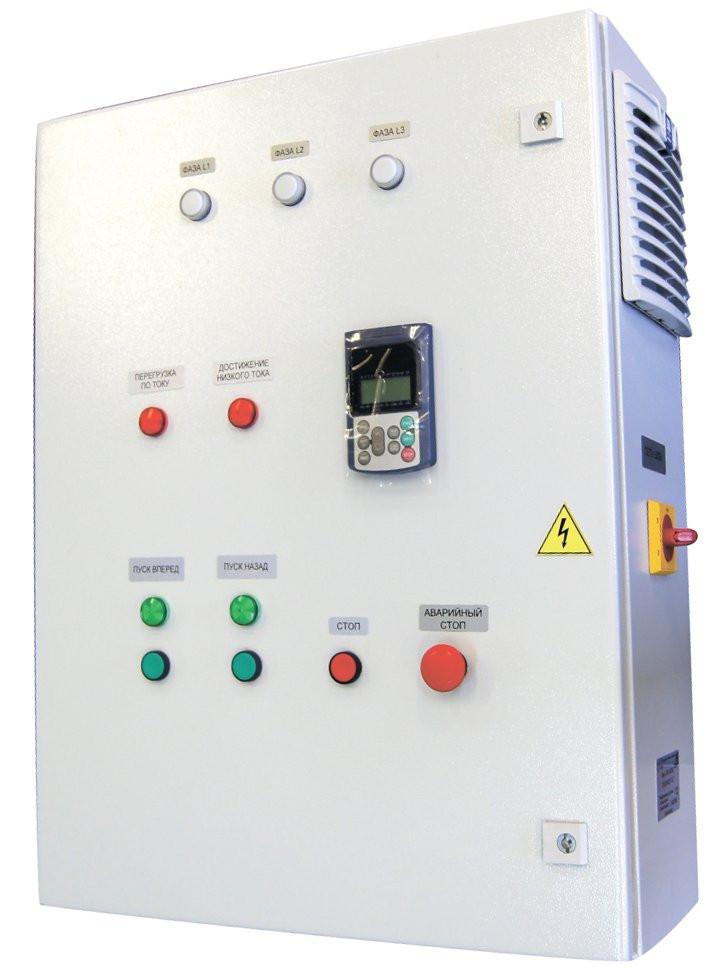 Системи пуску і контролю електронасосних агрегатів