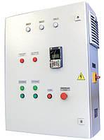 Системы пуска и контроля электронасосных агрегатов