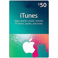 Apple iTunes Apple iTunes Gift Card $50 (07005)