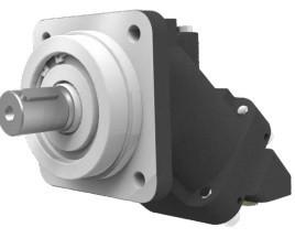 Поршневий мотор G2M Appiah Hydraulics
