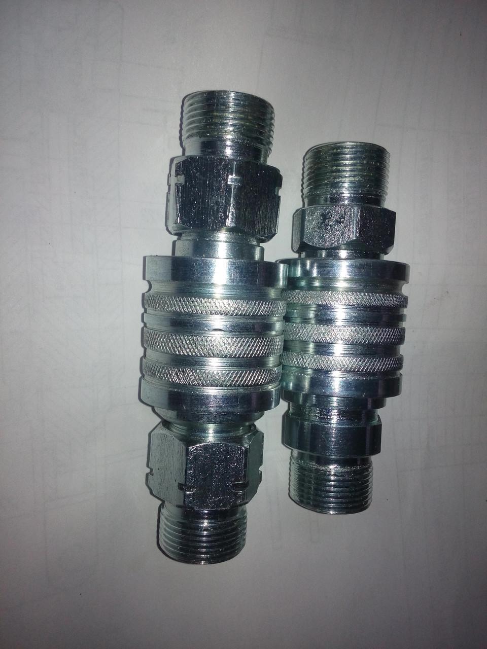 Швидкороз'ємне з'єднання H. 036.50.000-01P діаметр 12 мм ГОСТ
