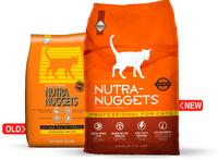 NUTRA NUGGETS Cat Professional 10кг корм для котов активных и беременных (оранжевый)