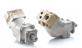 Осьовий насос 64/32 DIN Appiah Hydraulics