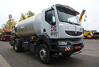 Аренда танкера Renault KERAX 330