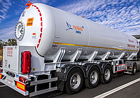Аренда автоцистерны YILTEKS LPG Trailer - ASME and ADR 46м3