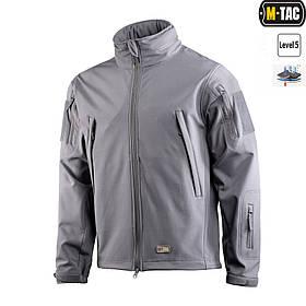 M-Tac куртка Soft Shell Gray