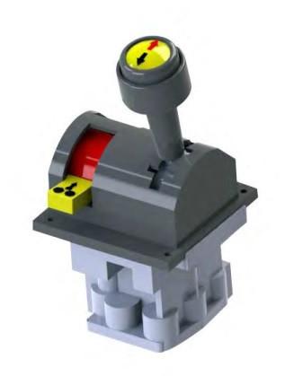 Джойстик Appiah Hydraulics - Гидролидер Гидравлика - Установка гидравлического оборудования, комплекты гидравлики в Киеве