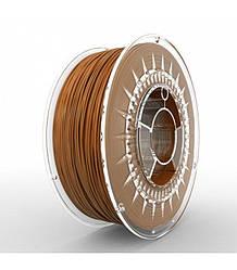 PLA 1.75 мм Пластик Для 3D Печати Devil Design Медный (Польша)