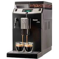 Кофемашина автоматическая Saeco Lirika Black (RI9840/01)