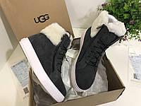 Женские угги UGG Australia со шнуровкой