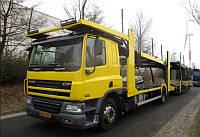 Аренда автовоза DAF CF75-360 EURO 5