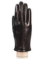 Мужские перчатки кожаные черные IS8640