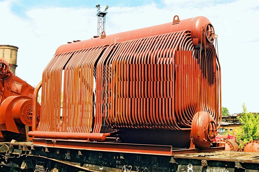 Котёл паровой ДКВр-2,5-13С(ПТЛ-РПК) (Е-2,5-1,4Р)