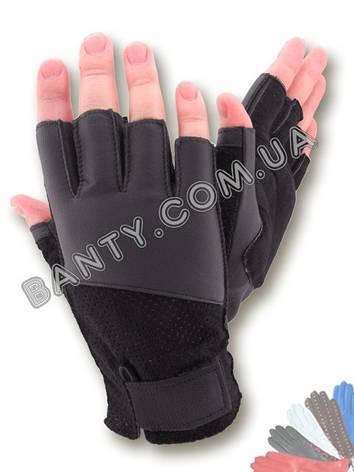 Перчатки для силовых тренировок модель 277, фото 2