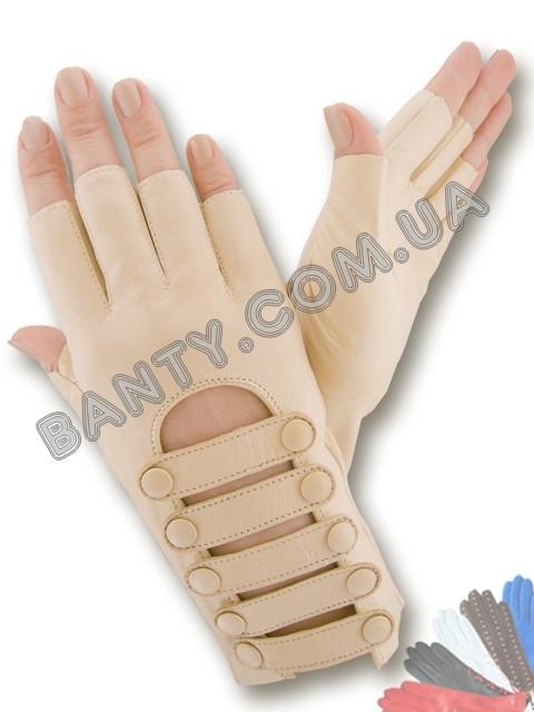 Велосипедные перчатки женские модель 323