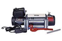 Лебедка электрическая автомобильная T-MAX HEW-8500 X POWER (Waterproof)