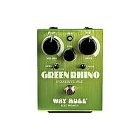 Гитарная педаль Dunlop WHE202 WAY HUGE Green Rhino Overdrive MK2