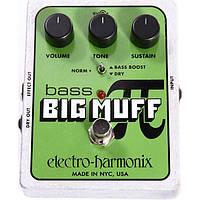 Гитарная педаль ELECTRO-HARMONIX Bass Big Muff