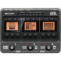 Процессор эффектов для электрогитары ZOOM G3
