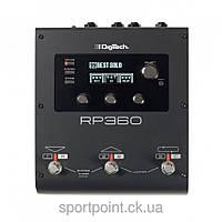 Процессор эффектов для электрогитары DIGITECH RP360
