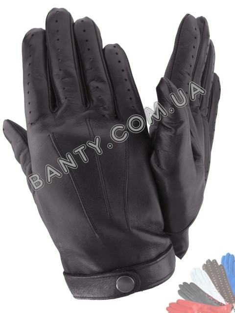 Перчатки мужские без подкладки модель 483