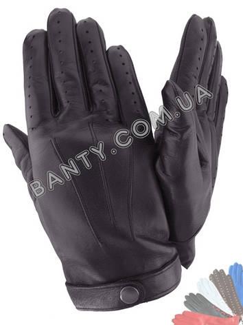 Перчатки мужские без подкладки модель 483, фото 2