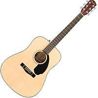 Акустическая гитара Fender CD-60 NAT