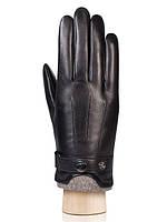 Классические мужские перчатки черные IS8708, фото 1