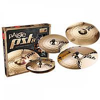 Набор тарелок для ударных, Hi-Hat, Crash, Ride Paiste 8 Universal Set