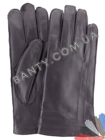 Перчатки мужские на подкладке модель 124, фото 2