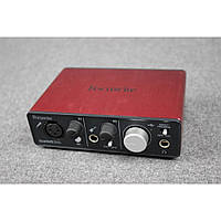USB аудиоинтерфейс Focusrite Scarlett Solo