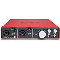USB 2.0 аудиоинтерфейс Focusrite Scarlett 6i6