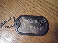 Жетоны Рок Thrasher - Supreme