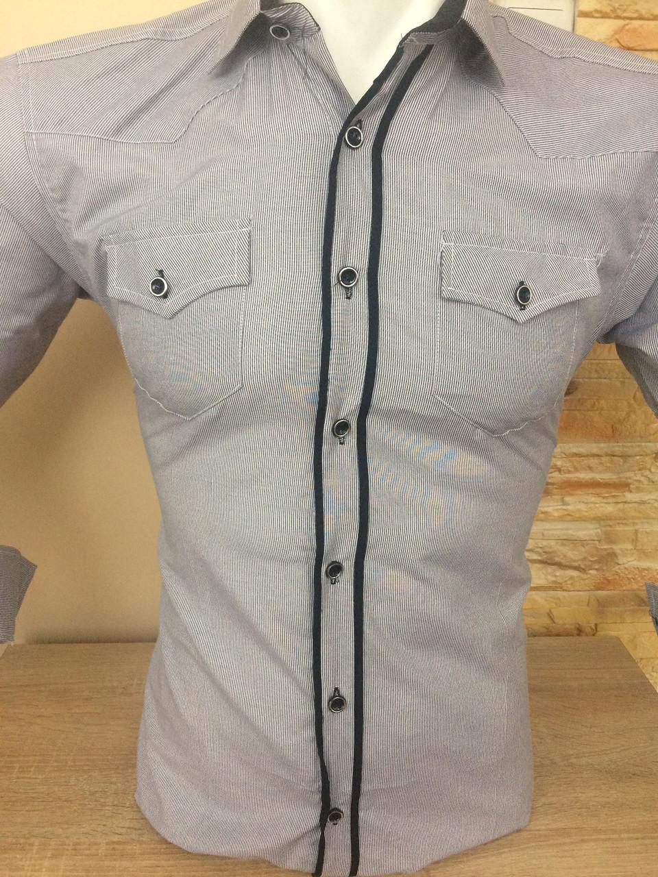 Рубашка длинный рукав Harwest
