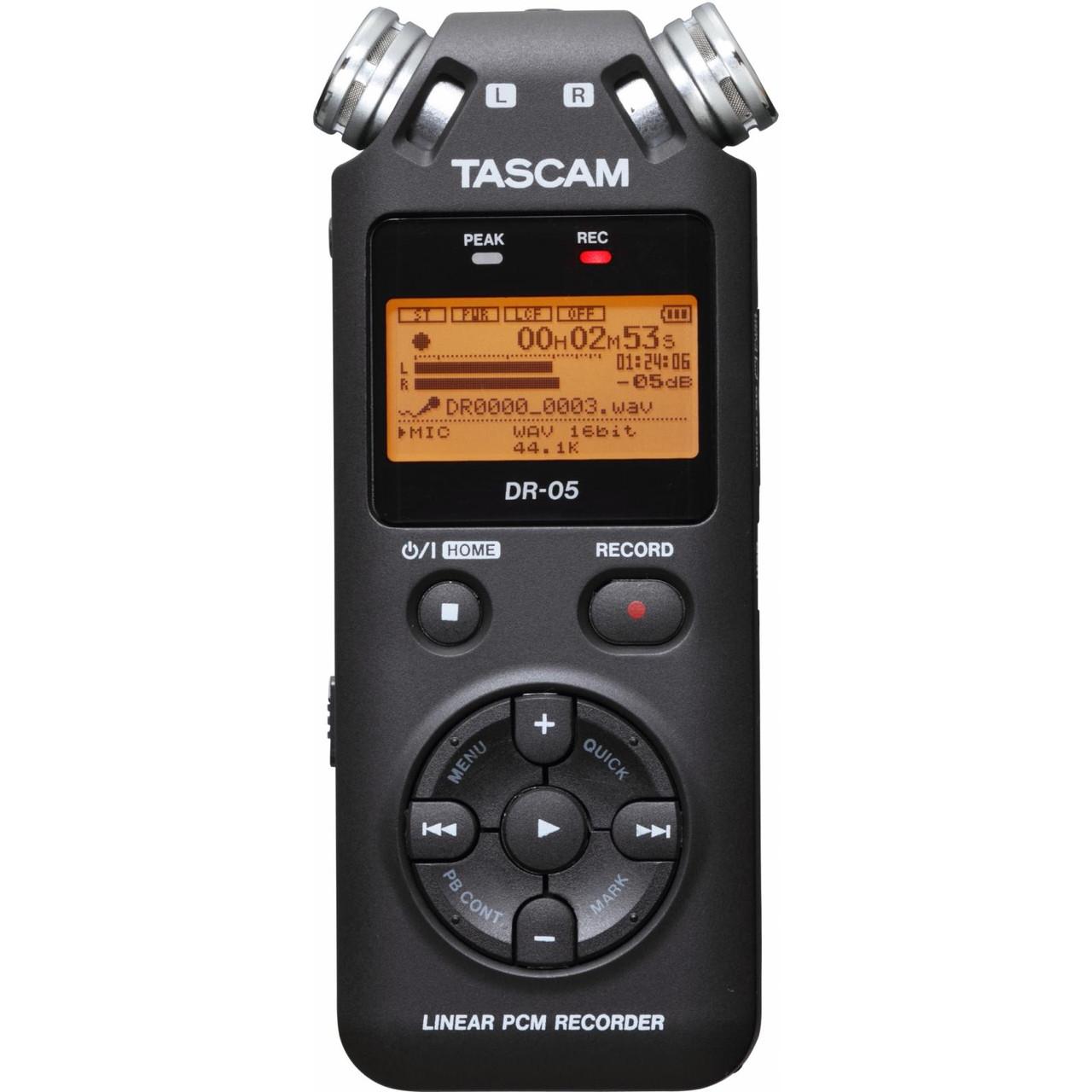 Цифровой диктофон Tascam DR-05 - ★★★★★ Premium в Киеве