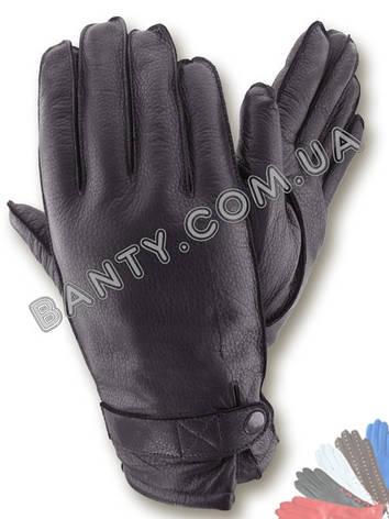 Перчатки мужские на подкладке модель 297, фото 2