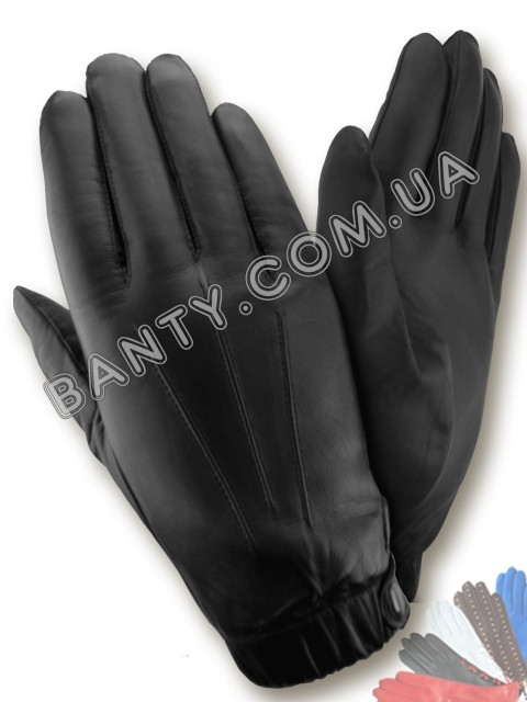 Перчатки мужские на подкладке модель 375