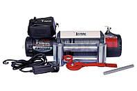 Лебедка электрическая автомобильная T-MAX HEW-12500 X POWER (Waterproof)