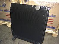 Радиатор охлаждения двигателя КамАЗ-5320 3-х рядный (производство ШААЗ)