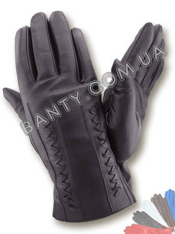 Перчатки мужские на подкладке модель 345, фото 2