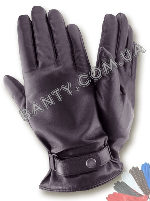 Перчатки мужские на подкладке модель 463