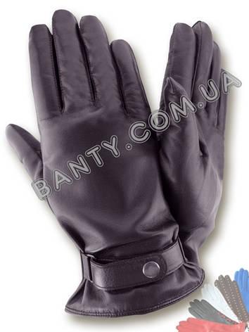 Перчатки мужские на подкладке модель 463, фото 2