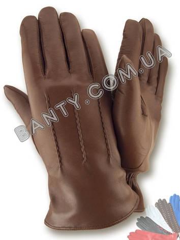 Перчатки мужские на подкладке модель 464, фото 2