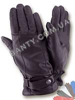Перчатки мужские на подкладке модель 466