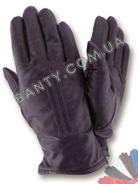 Перчатки мужские на подкладке модель 467