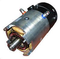 Электродвигатель Largo 24V - 3 KW для подъемников Niftylift