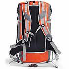 Рюкзак спортивный водонепроницаемый Jungle King 45L оранжевый, фото 3